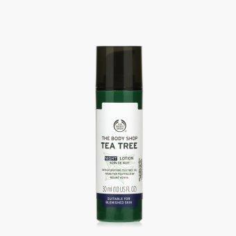 The Body Shop Tea Tree Night Lotion 30 mL