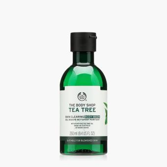The Body Shop Tea Tree Skin Clearing Body Wash 250mL Price Philippines
