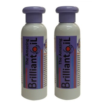 The Miracle Brilliant Oil Lavender Scent 30ml Set of 2