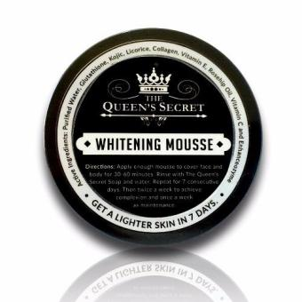 The Queen's Secret - Whitening Mousse Price Philippines