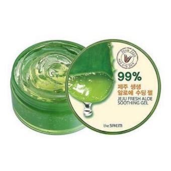 The Saem Jeju Fresh Soothing And Moisturizing Aloe Vera Gel 300ml-Set of 1 - 2