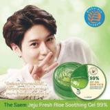 The Saem Jeju Fresh Soothing And Moisturizing Aloe Vera Gel 300ml -Set of 1 - 2