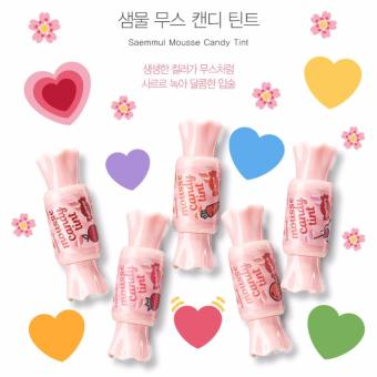 THE SAEM Saemmul Mousse Candy Tint 8g #4(Grapefruit)