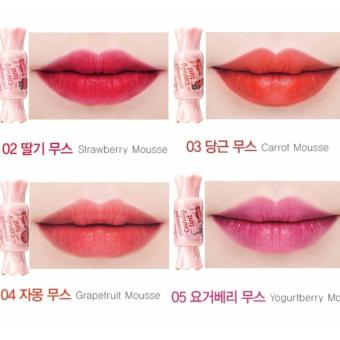 The Saem Saemmul Mousse Candy Tint (Grapefruit) - 2