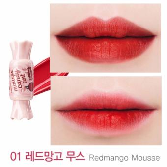 The Saem Saemmul Mousse Candy Tint (Red Mango)