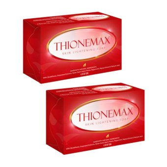 Thionemax Skin Lightening Soap 135g(Pack of 2)