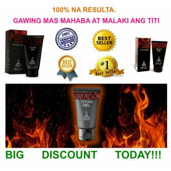 Titan gel Original BIG DISCOUNT Price Philippines