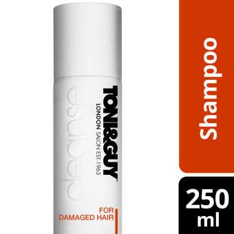 TONI & GUY SHAMPOO CLEANSE FOR DAMAGED HAIR 250ML Price Philippines