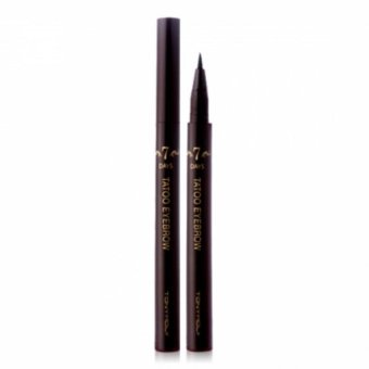 Tonymoly 7 Days Tattoo Eyebrow 0.8ml (#2 Dark Brown) - intl
