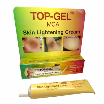 TOP-GEL MCA Skin Lightining Cream for Scar and Stretch Mark