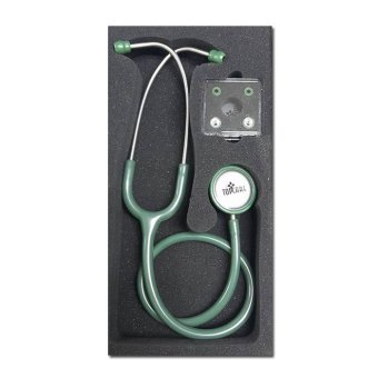 Topcare Stethoscope Classic (Green)