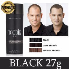 Toppik Hair Building Fibers (27g) BLACK