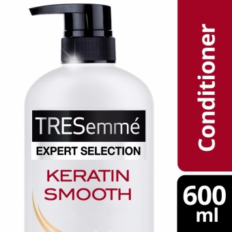 TRESEMME HAIR CONDITIONER KERATIN SMOOTH 600ML