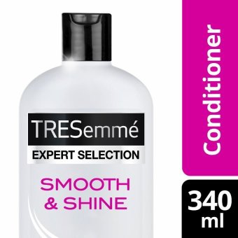 TRESEMME HAIR CONDITIONER SMOOTH & SHINE 340ML .