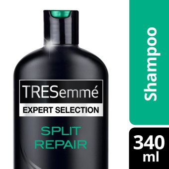 TRESEMME SHAMPOO SPLIT REPAIR 340ML .