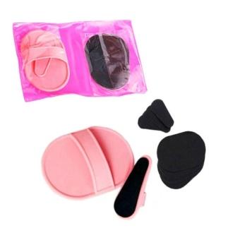 Upper Lip Hair Removal Smooth Legs Skin Pad Remover Exfoliator Epilator Tools - intl - 4
