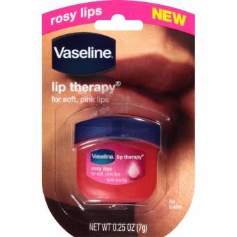 Vaseline Lip Therapy Rosy Lips Mini 7g Buy 2 Take 1 - 3