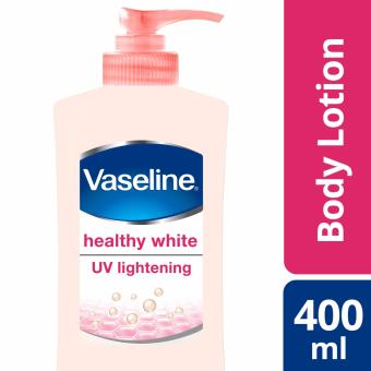 VASELINE LOTION HEALTHY WHITE 400ML Price Philippines