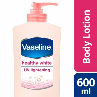VASELINE LOTION HEALTHY WHITE 600ML