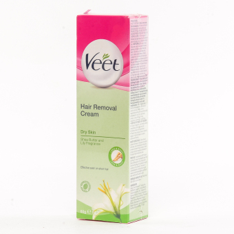 Veet Hair Removal Cream For Dry Skin 60g Price Philippines