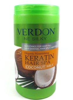Verdon Coconut Milk Keratin Hair Spa Treatment 1000ml