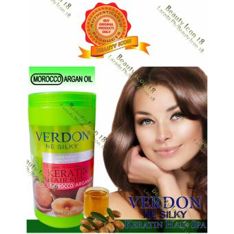 Verdon Keratin Hair Treatment Morocco Argan Oil ( AUTHENTIC )