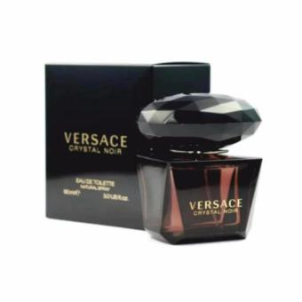 Versace Crystal Noir Eau De Toilette for Women 90ml Price Philippines