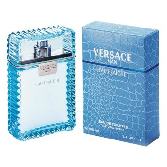Versace Man Eau Fraiche Eau de Toilette for Men100ml