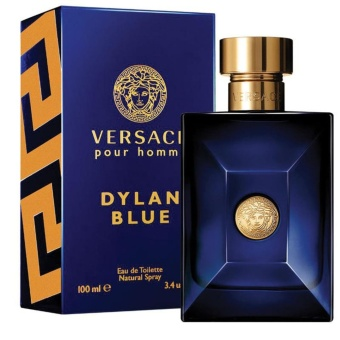 VERSACE Pour Homme Dylan Blue Eau de Toilette for men 100ml