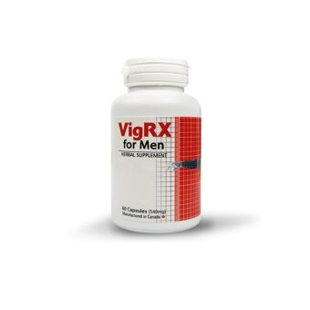 Vig-Rx Penis Enlarger Capsule Bottle for 60 Price Philippines