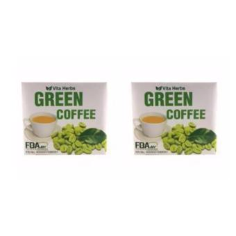 Vita Herbs Green Coffee (10s per box) Pack of 2