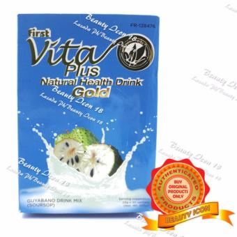 Vita Plus Gold Guyabano Natural Health Drink 25g