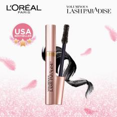 Voluminous Lash Paradise Waterproof Mascara - Blackest Black by LOreal Paris Philippines