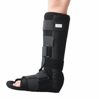 Walker boot Ankle Foot Orthosis Brace Support Splint Medical EXternal Fixation Brace Fixation of Tibia and Fibula Fracture - intl