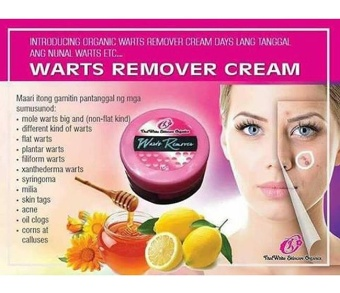 Warts Removal Cream -Organic Price Philippines