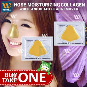 Wawawei Crystal Premium Collagen Nose Mask BUY 1 TAKE 1
