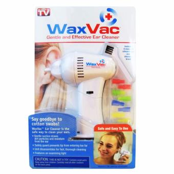 Wax Vac Ear Vacuum Cordless Cleaner Remover