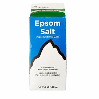 White Mountain Epsom Salt Magnesium Sulfate 907g