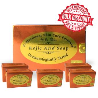 Wholesale Dr. Alvin - Kojic Acid Soap Set of 6
