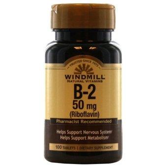 Windmill B-2 50mg Tablets Bottle of 100