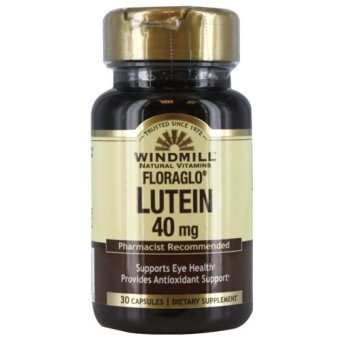 Windmill Lutein 40mg Capsules Bottle of 30 Price Philippines