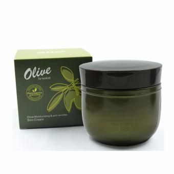 Wokali Olive Moisturizing & Anti-Wrinkle Skin Care - 3
