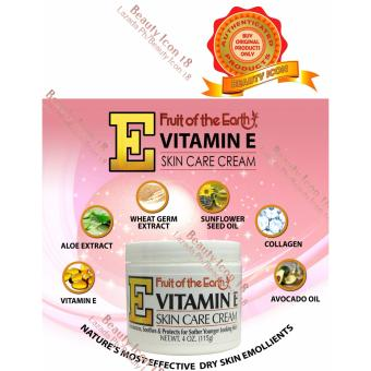 Wokali Vitamin E Skin Care Younger Looking Skin Cream 115g