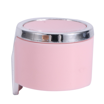 Women's Pink Portable Electric Shaver Hair Removal Machine Mini Epilator Lady Beauty Tools - intl - 5