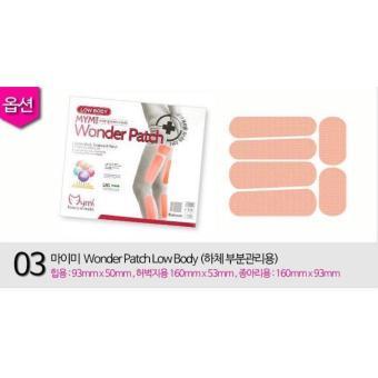 Wonder Patch Abdomen Fat Burner Belly Wing - 3