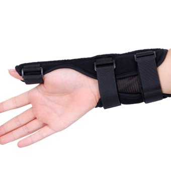 Wrist Support Hand Brace Band Carpal Splint (Right) - 2