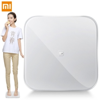 Xiaomi Mi Smart Scale Bluetooth 4.0 LED Display Weighing Scale Digital Body Weight Scale for Android iOS