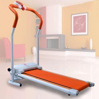 Yalta XP-PM002 Motorized Home Treadmill (Orange)
