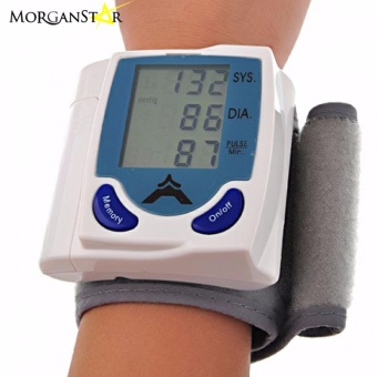 Zover Automatic Wrist Blood Pressure Monitor