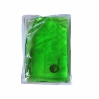 Zover Reusable Magic Hot and Cold Emergency Compress Pack Helps Relieve Pain or Swelling BIG (Green)